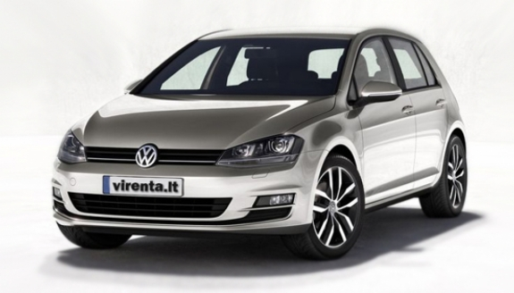 VW Golf 7 (Automatas)