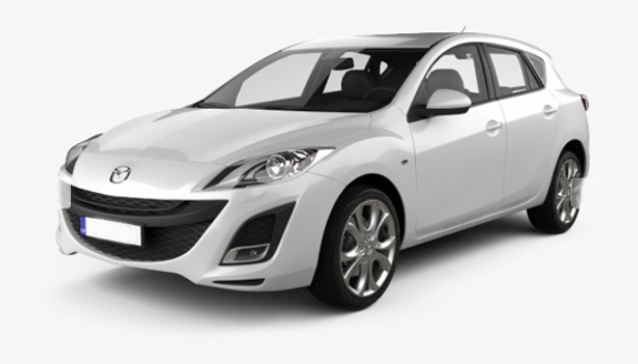 Mazda 3 (Mechaninė)