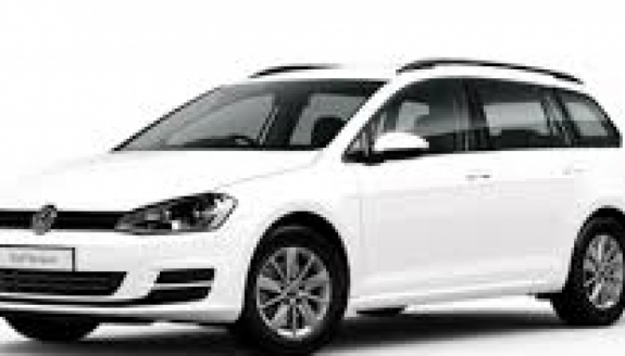 VW Golf 7 universalas (Automatas)