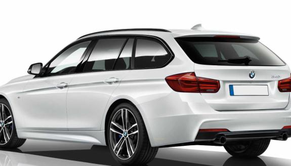 BMW 3  universalas (Automatas)