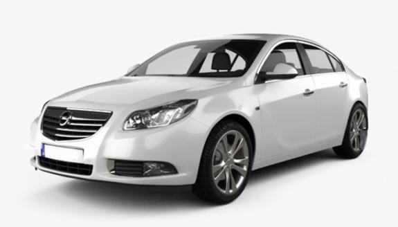 Opel Insignia (Mechaninė)