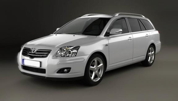Toyota Avensis  (Mechanine)